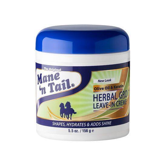 Mane 'n Tail Herbal-gro Leave-In Crème - 5.5oz
