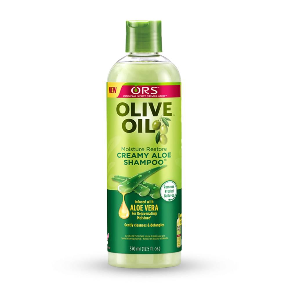 ORS Olive Oil Creamy Aloe Shampoo - 12.5oz