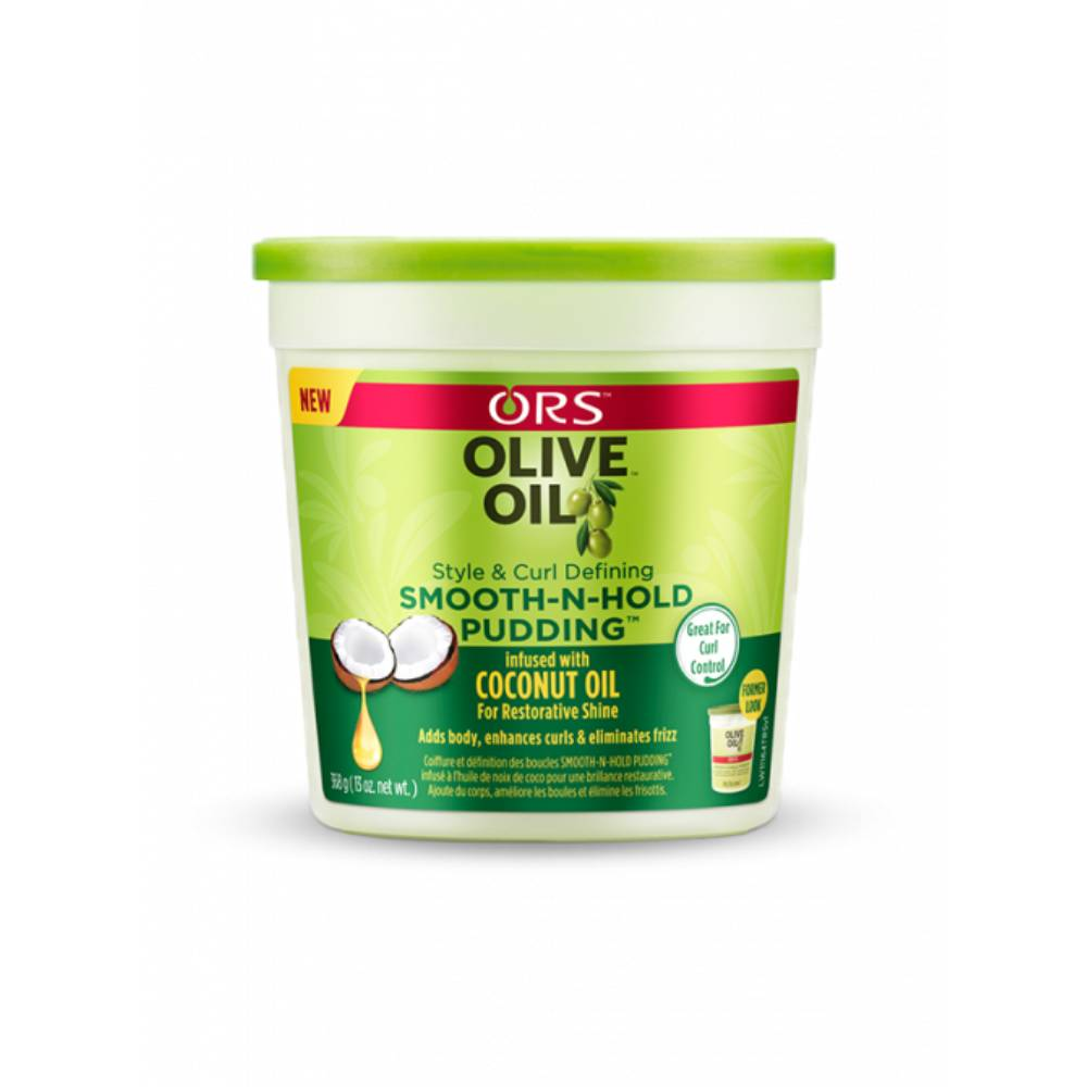 ORS Olive Oil Smooth-n-hold Pudding - 13oz