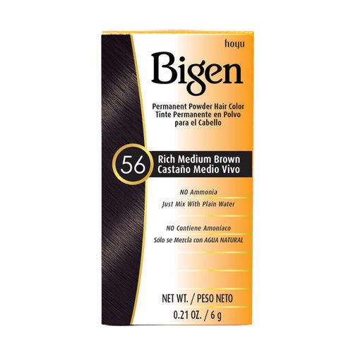 Bigen Permanent Powder Hair Colour - Rich Medium Brown