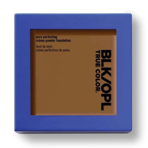 Black Opal True Color Pore Perfecting Powder Foundation - Amber