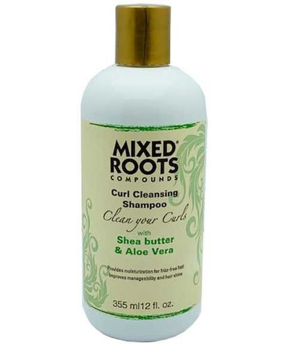 Mixed Roots - Compounds Curls Cleansing Shampoo With Shea Butter & Aloe Vera 355ml