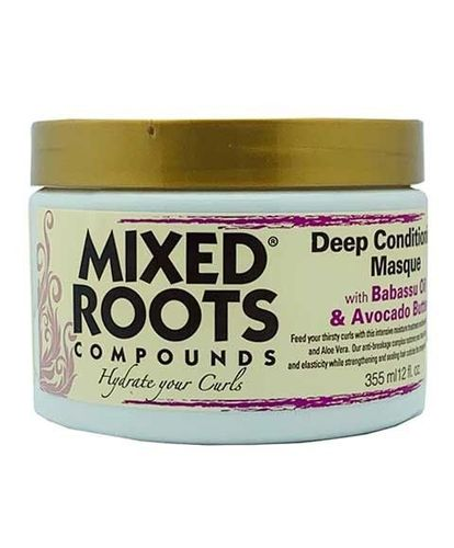 Mixed Roots - Compounds Deep Conditioning Masque With Babassu & Avocado 355ml