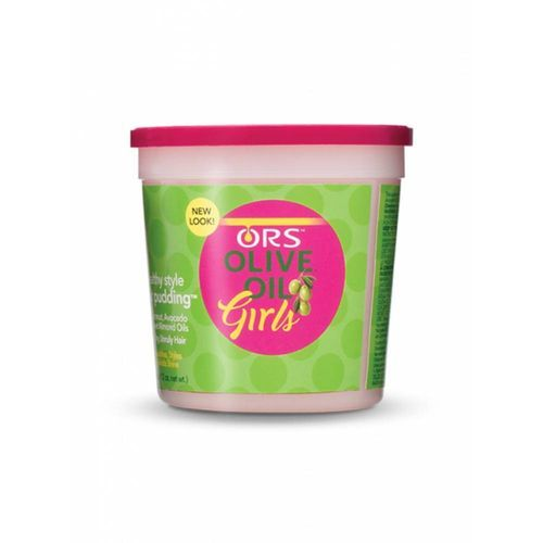 ORS Olive Oil Girls Healthy Style Hair Pudding - 13oz