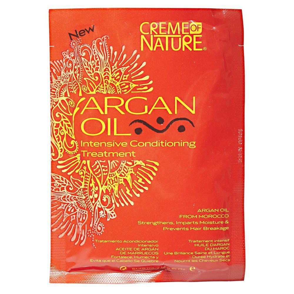 Creme Of Nature Argan Oil Intensive Conditioning Treatment - 355ml