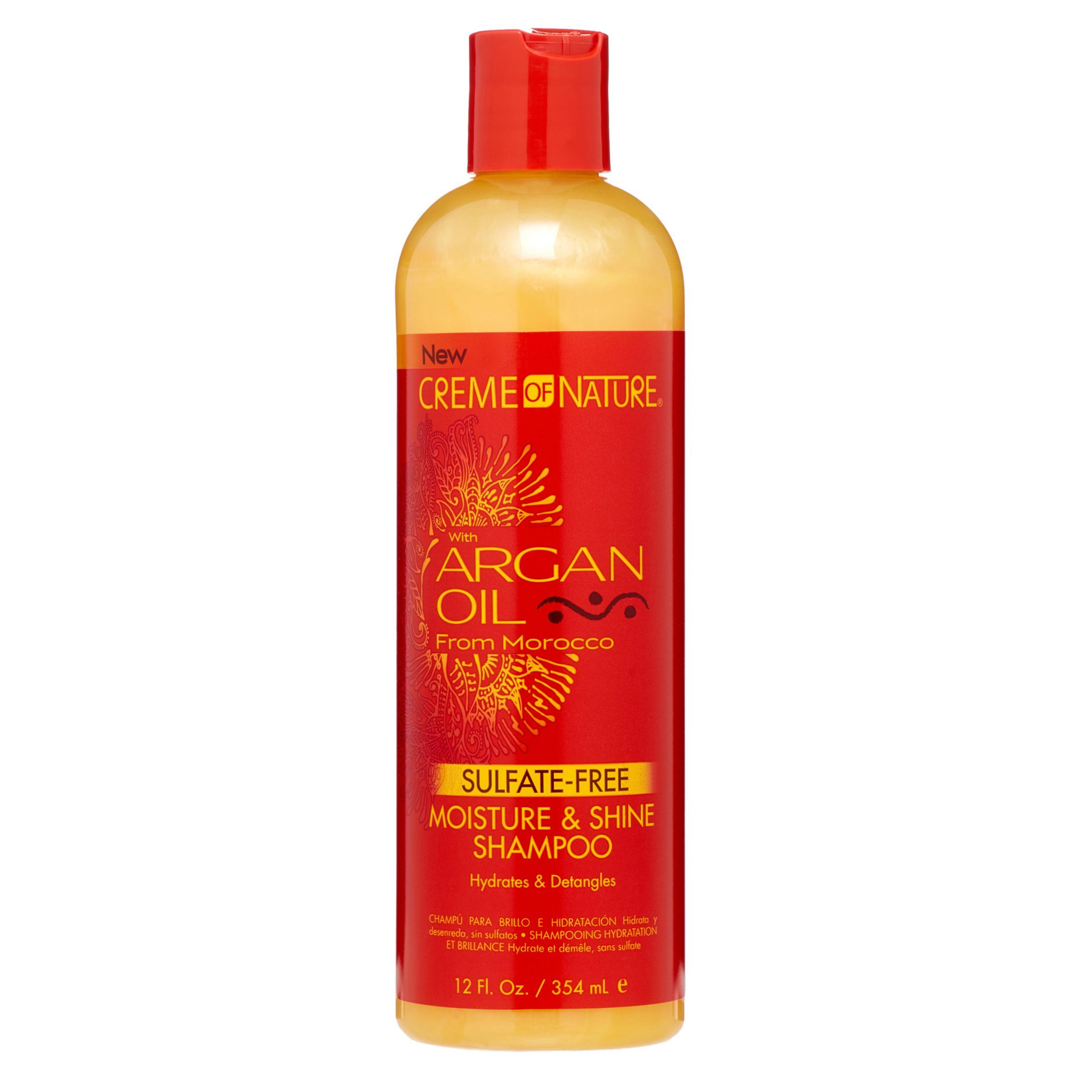 Creme Of Nature Argan Oil Moisture & Shine Shampoo - 355ml