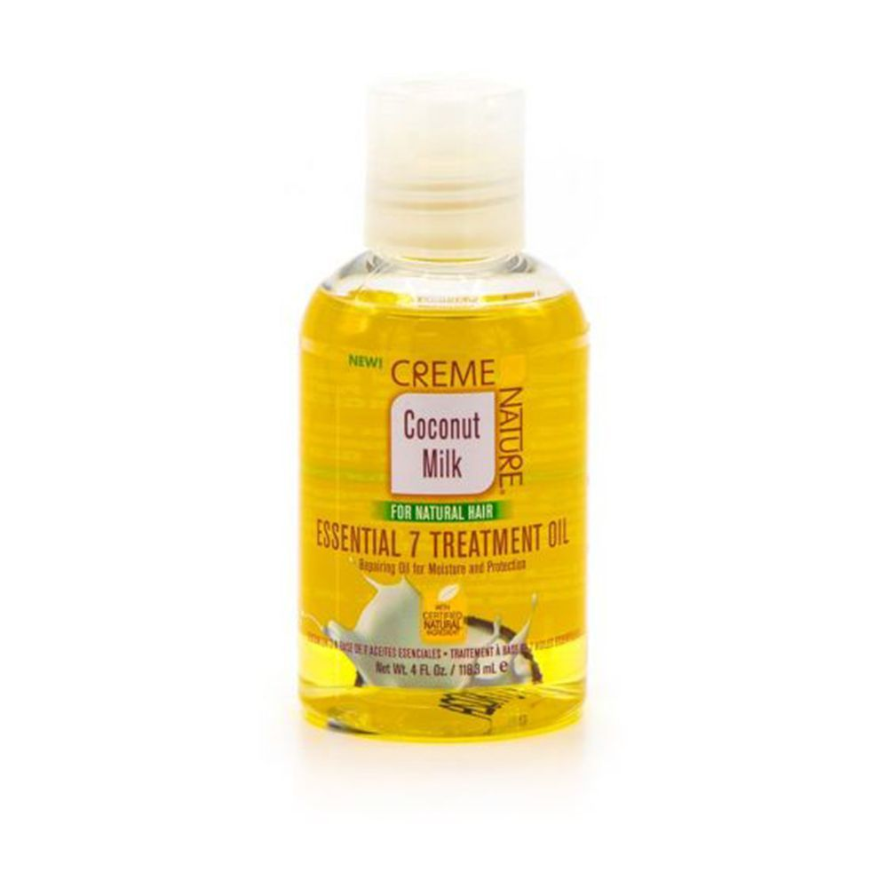 Creme Of Nature Coconut Milk Essential 7 Treatment Oil - 4oz