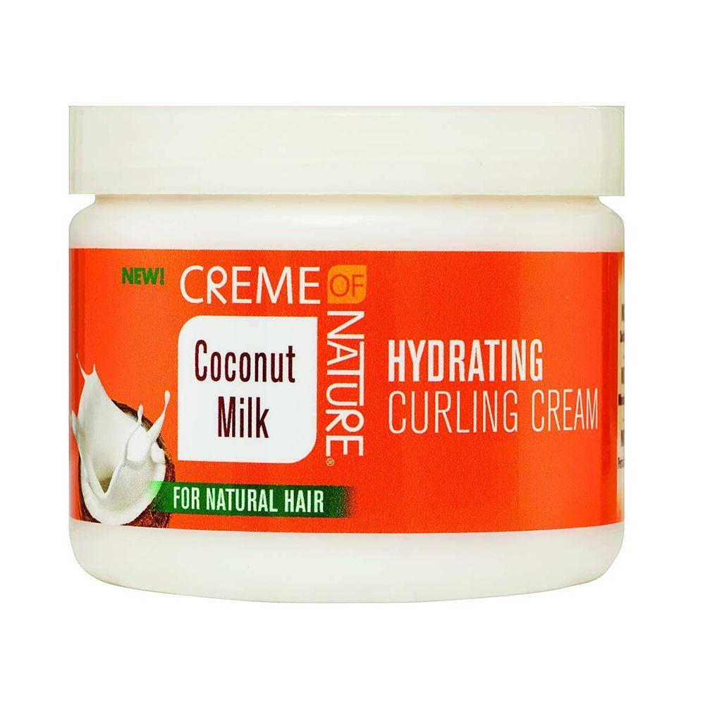 Creme Of Nature Coconut Milk Hydrating Curling Cream - 11.5oz