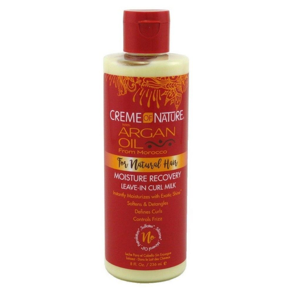 Creme Of Nature Moisture Recovery Leave-in Curl Milk - 8oz