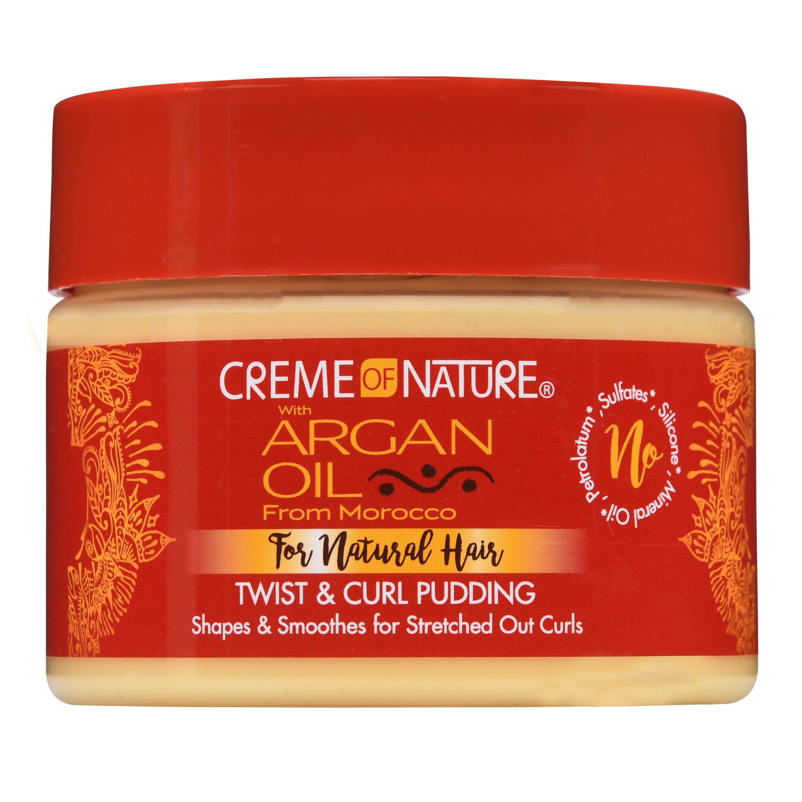 Creme Of Nature Twist & Curl Pudding - 340ml