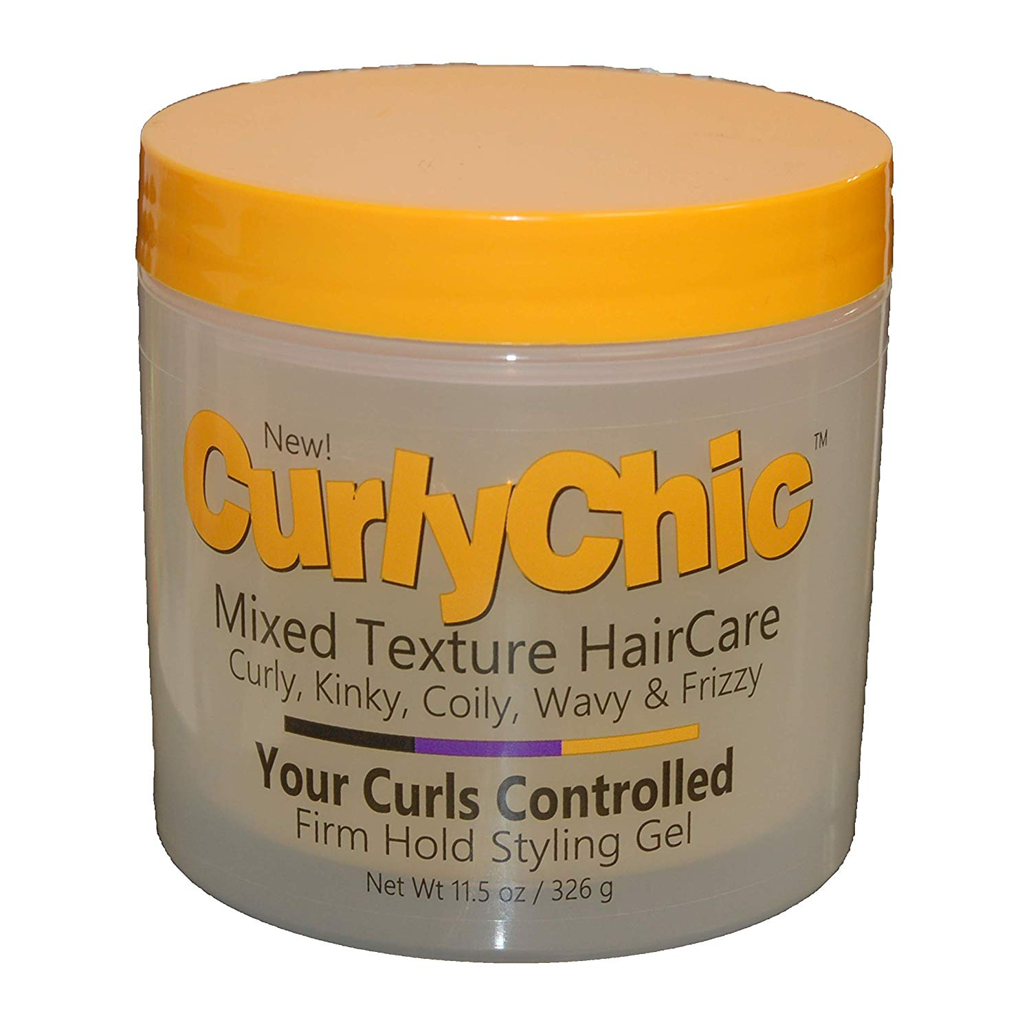 CurlyChic Your Curls Controlled Styling Gel - 11.5oz