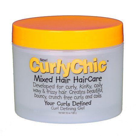 CurlyChic Your Curls Defined Gel - 11.5oz