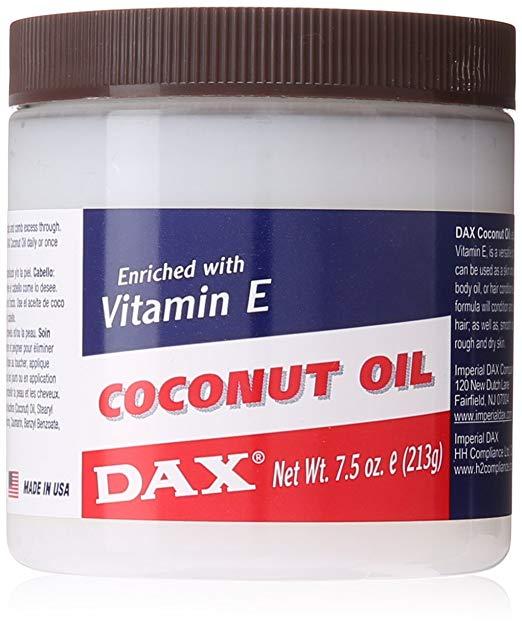 DAX Coconut Oil - 7.5oz