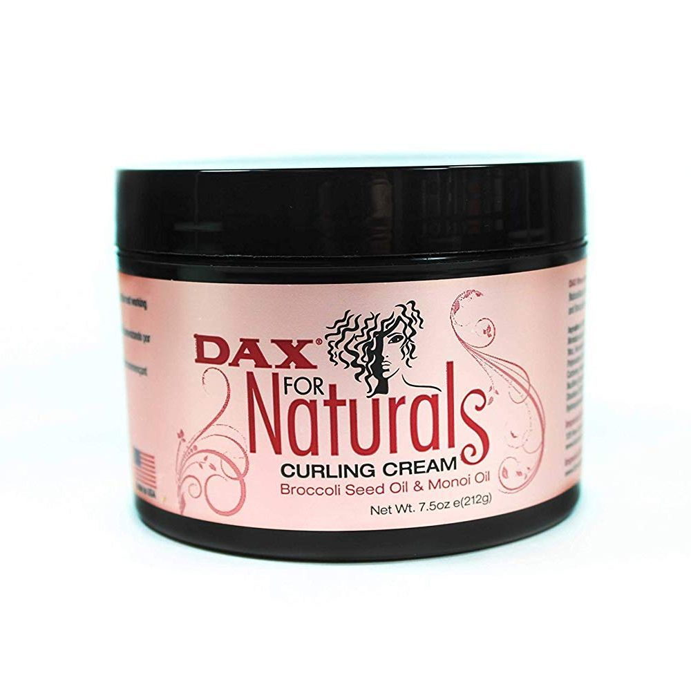 DAX For Natural Curling Cream - 7.5oz