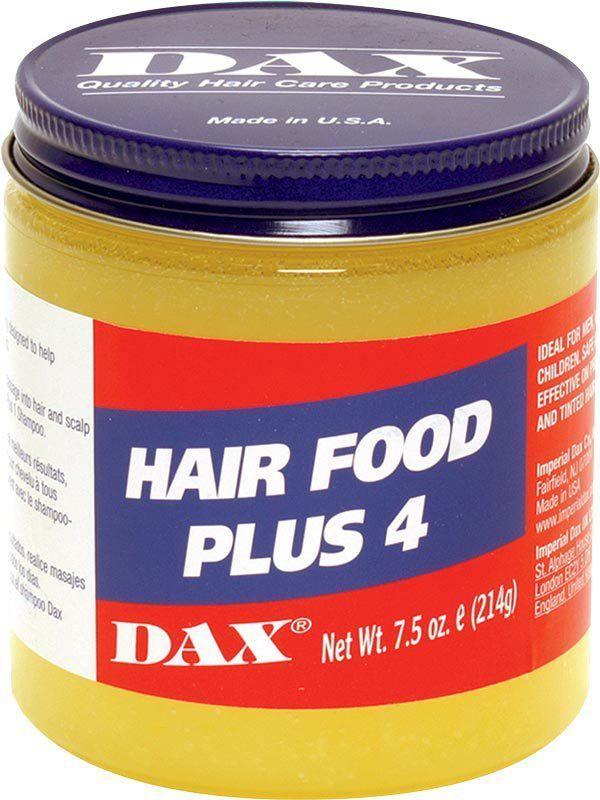DAX Hair Food Plus 4 - 7.5oz