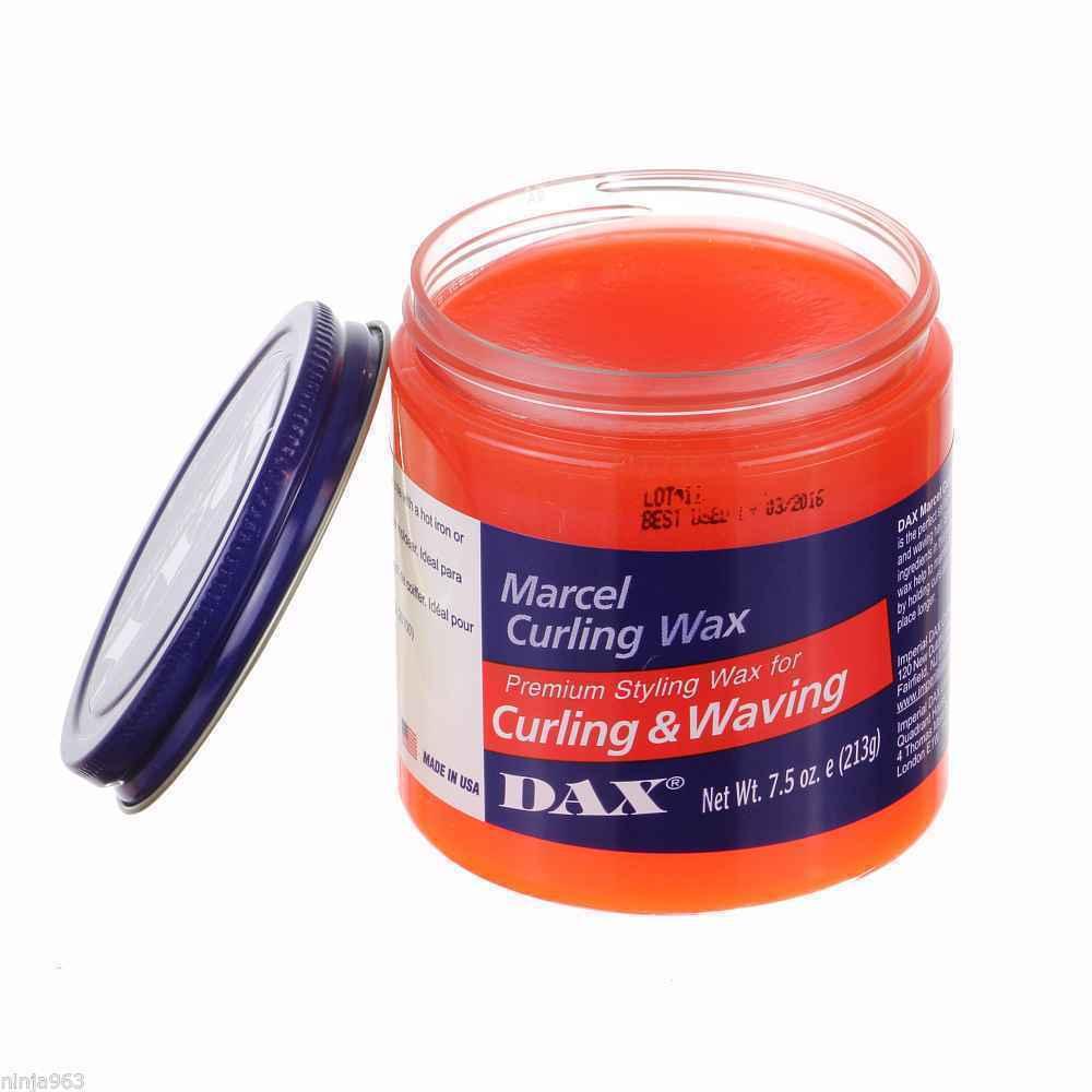 DAX Marcel Curling Wax - 7.5oz