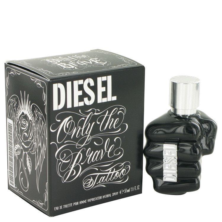 Diesel Only The Brave Tattoo Eau De Toilette 50ml