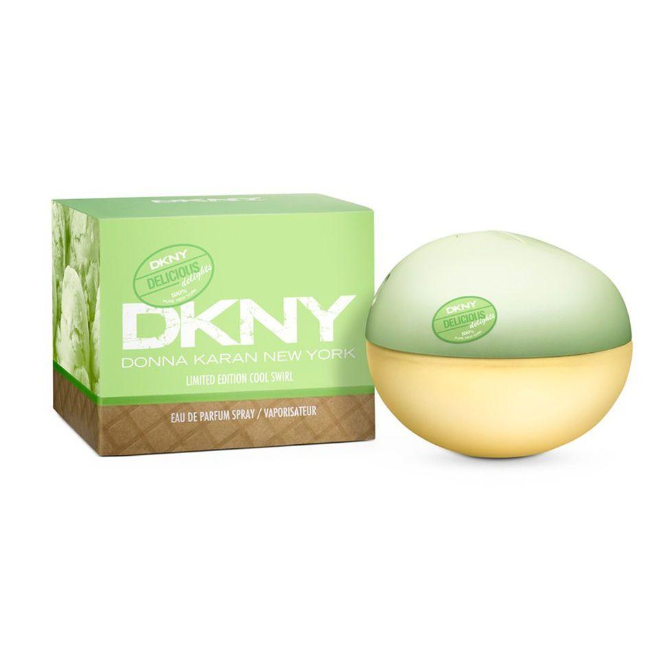 DKNY Delicious Delights Cool Swirl Eau De Toilette Spray 50ml