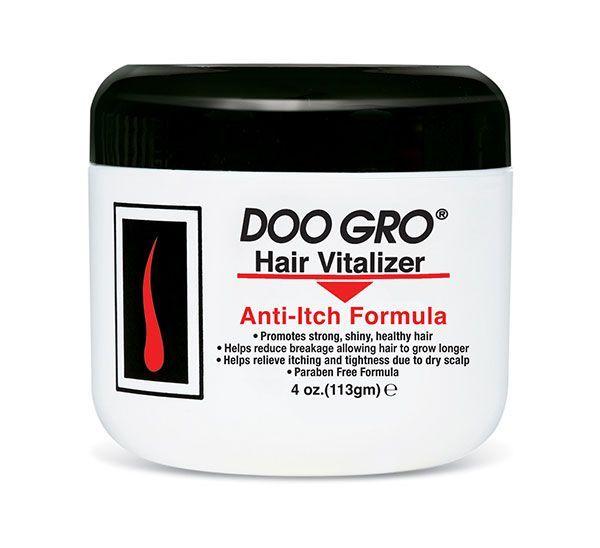 Doo Gro Anti-itch Formula Hair Vitalizer - 4oz