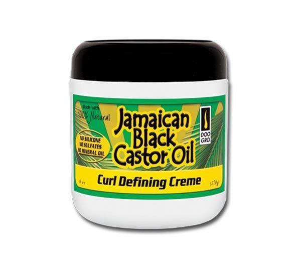 Doo Gro Jamaican Black Castor Oil Curl Defining Crème - 6oz
