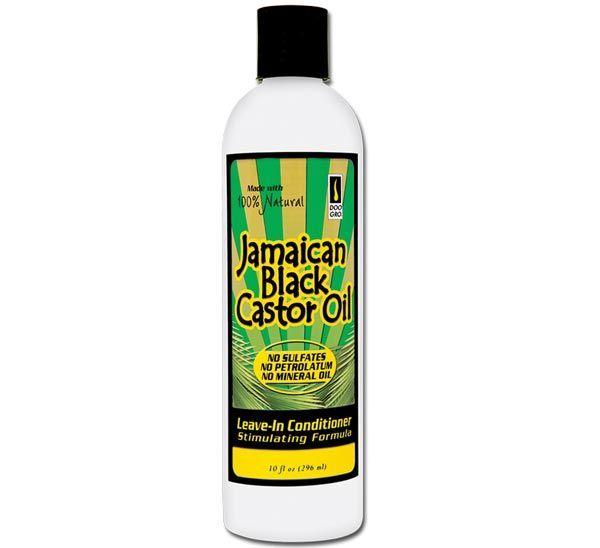 Doo Gro Jamaican Black Castor Oil Leave-in Conditioner - 10oz