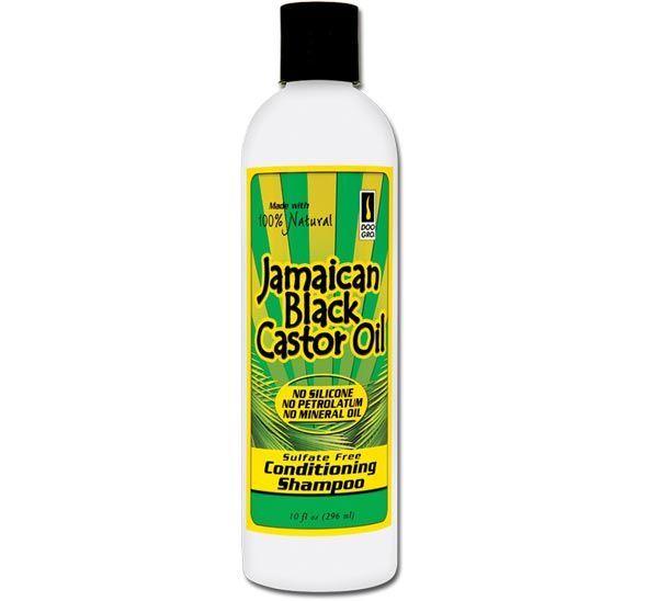 Doo Gro Jamaican Black Castor Oil Sulfate Free Conditioning Shampoo - 10oz