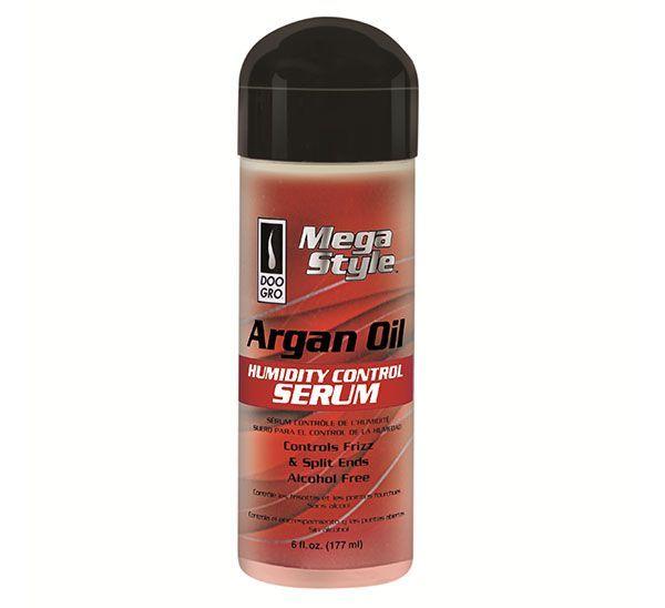 Doo Gro Mega Style Argan Oil Humidity Control Serum - 6oz
