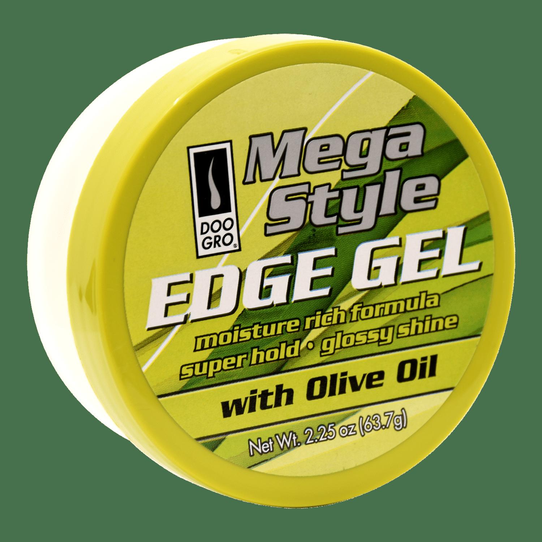 Doo Gro Mega Style Edge Gel With Olive Oil - 2.25oz