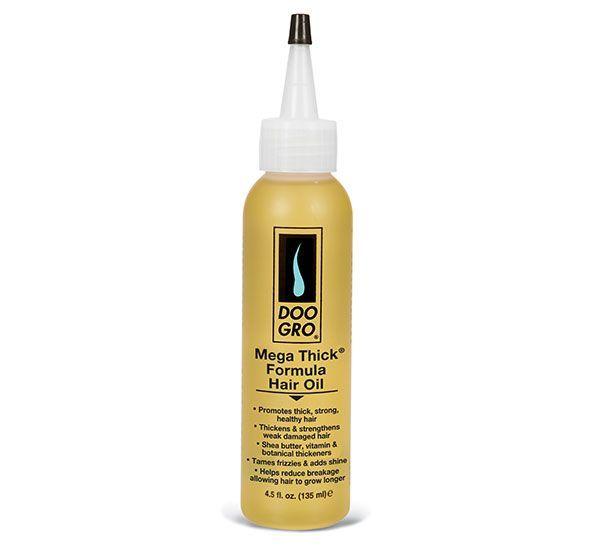 Doo Gro Mega Thick Growth Oil - 4.5oz