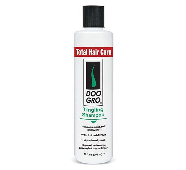 Doo Gro Tingling Gro Shampoo With Flaking Control - 8oz