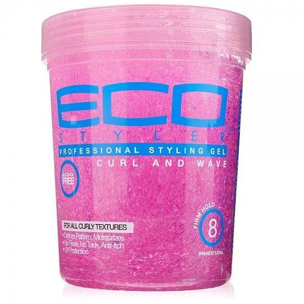 Eco Styler Curl & Wave Styling Gel - 32oz