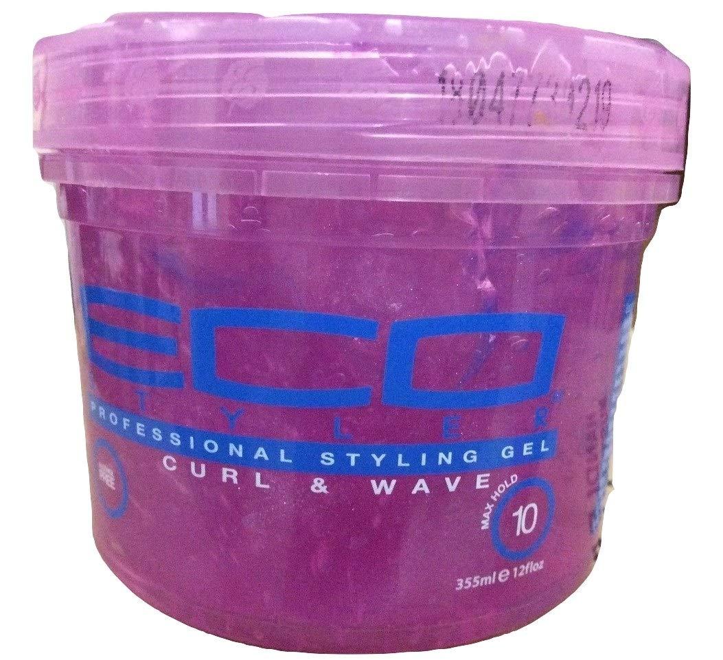 Eco Styler Curl & Wave Styling Gel - 12oz
