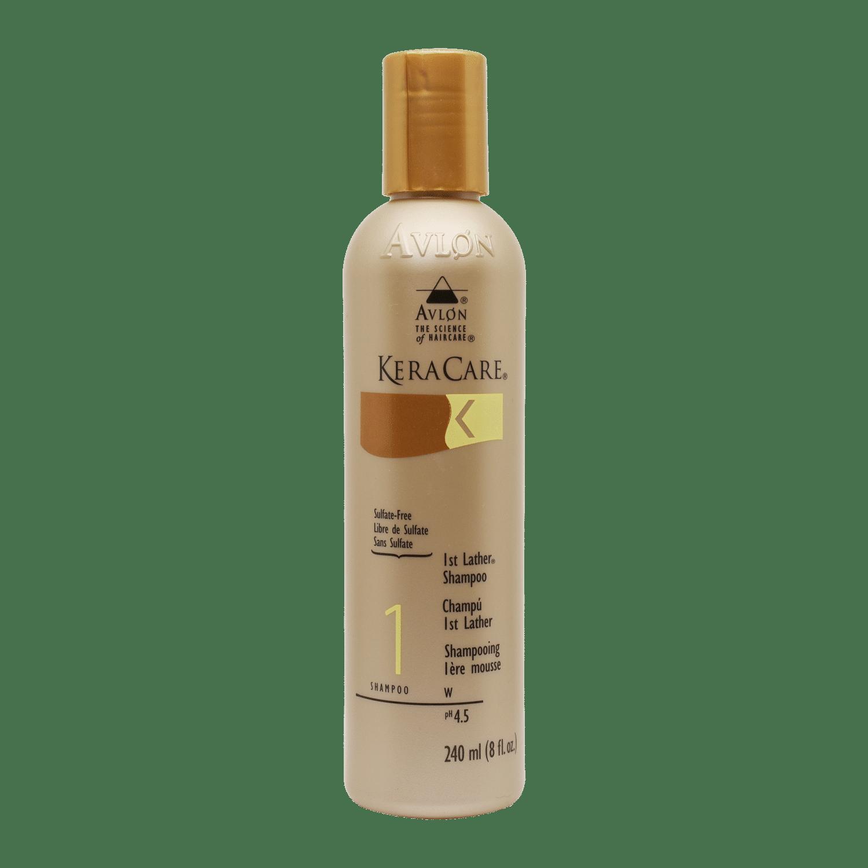 KeraCare 1st Lather Shampoo - 240ml