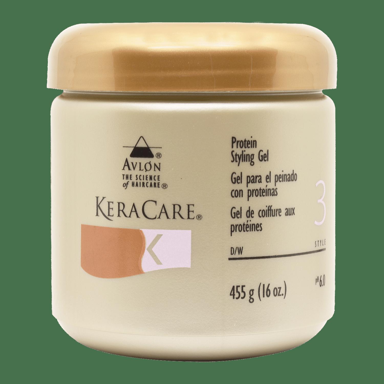 Keracare Protein Styling Gel - 16oz