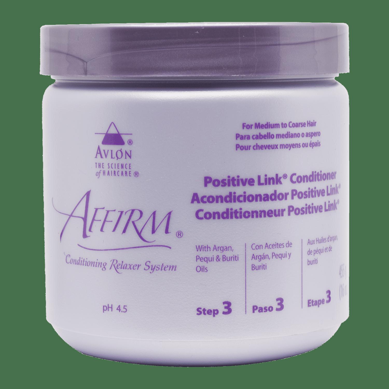 Keracare Avlon Affirm Positive Link Conditioner Step 3 - 16oz