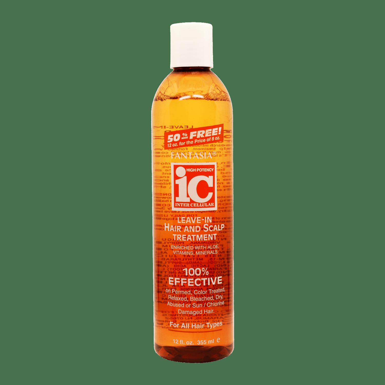 IC Fantasia Leave-in Hair & Scalp Treatment - 12oz