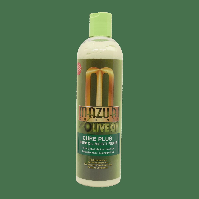 Mazuri Olive Oil Cure Plus Deep Oil Moisturiser - 355ml