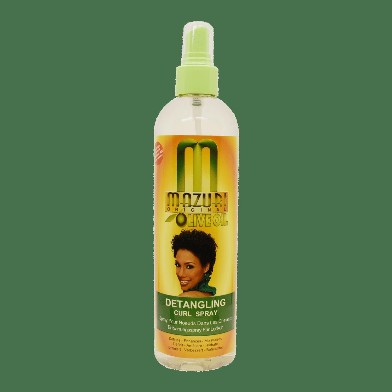 Mazuri Olive Oil Detangling Curl Spray - 355ml