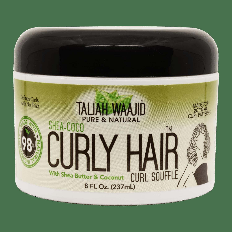Taliah Waajid Shea Coco Curly Hair Souffle - 8oz