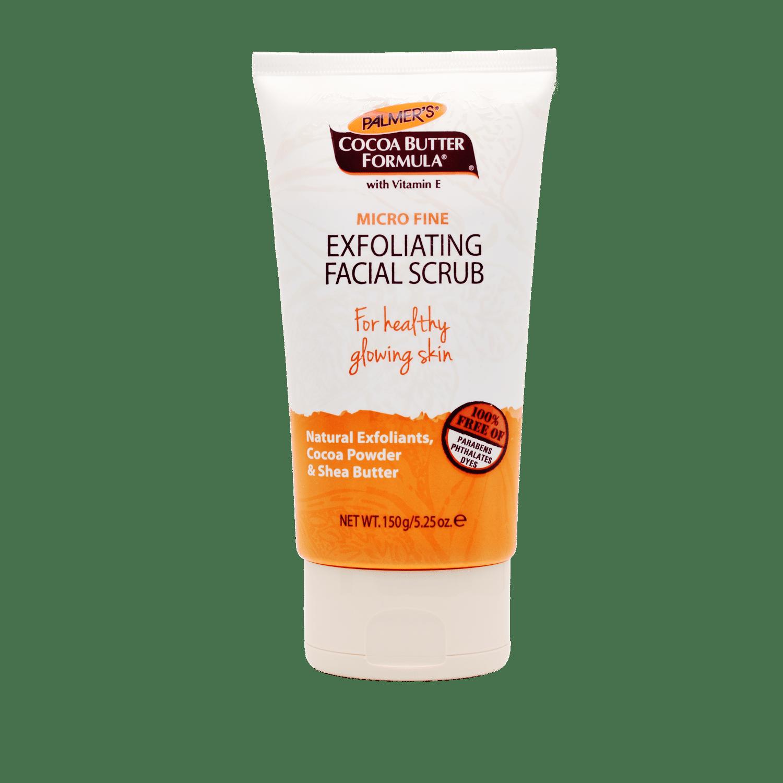 Palmer's Cocoa Butter Micro Fine Exfoliating Facial Scrub - 150g