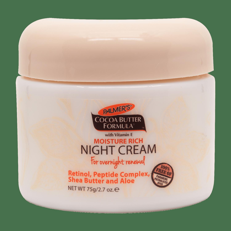 Palmer's Cocoa Butter Moisture Rich Night Cream - 75g