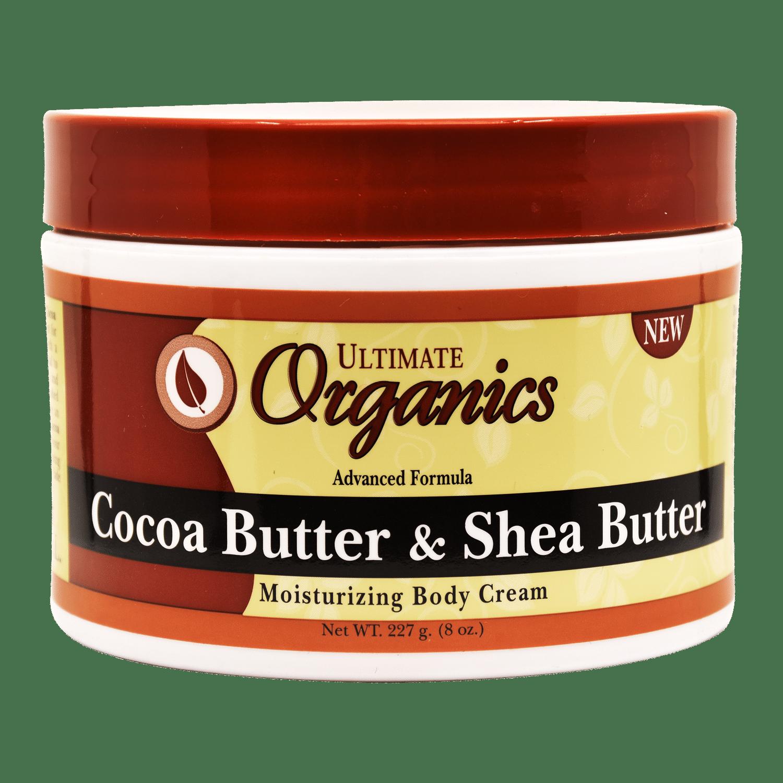 Ultimate Originals Cocoa Butter & Shea Butter Moisturizing Body Cream - 227g