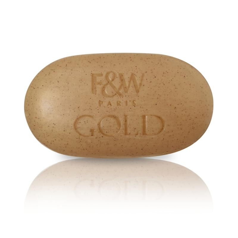 Fair & White Gold Prepare Satin Exfoliating Soap - 200g
