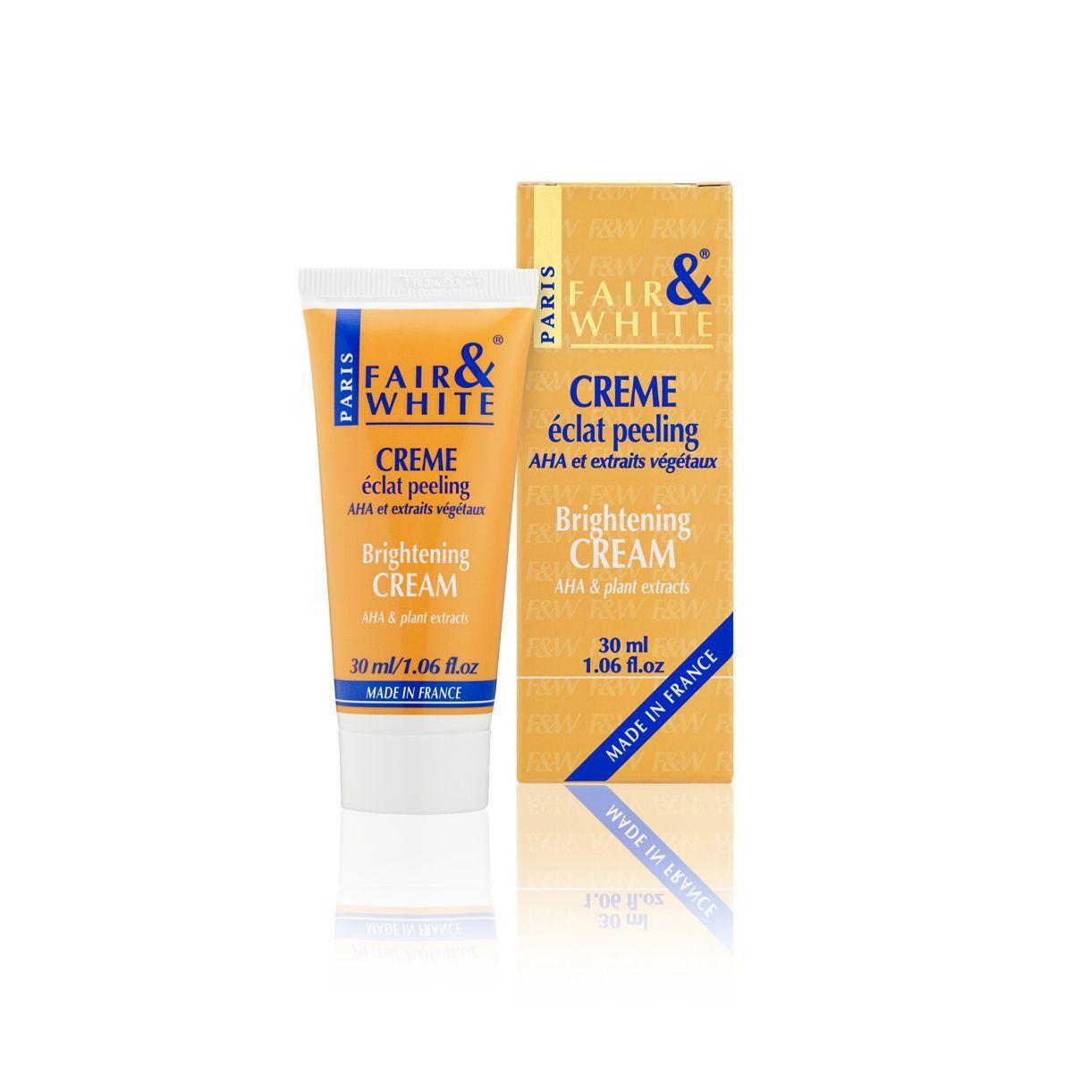 Fair & White Original Brightening Cream With Aha-2 - 30ml