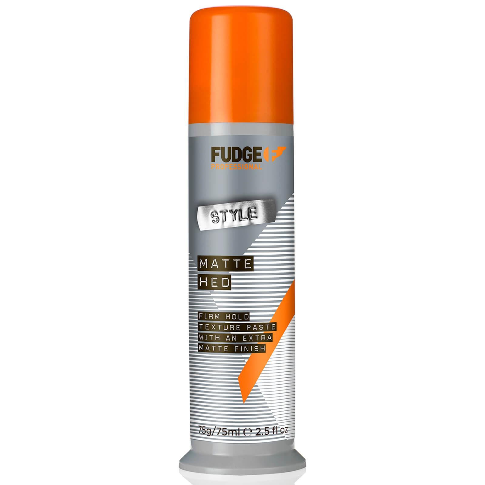 Fudge Matte Hed Texture Paste - 75g