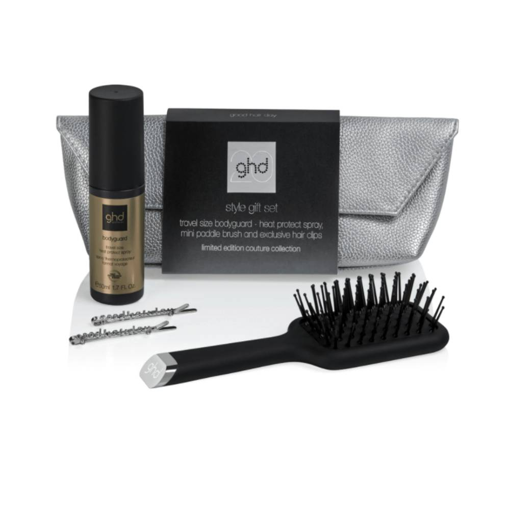 ghd 20th Anniversary Style Gift Set - Travel Size