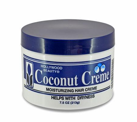 Hollywood Beauty Coconut Creme - 7.5oz