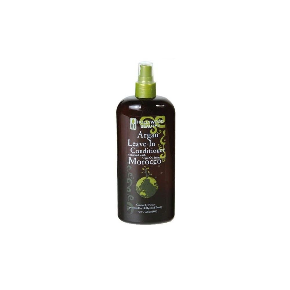 Hollywood Beauty Argan Leave-In Conditioner - 12oz