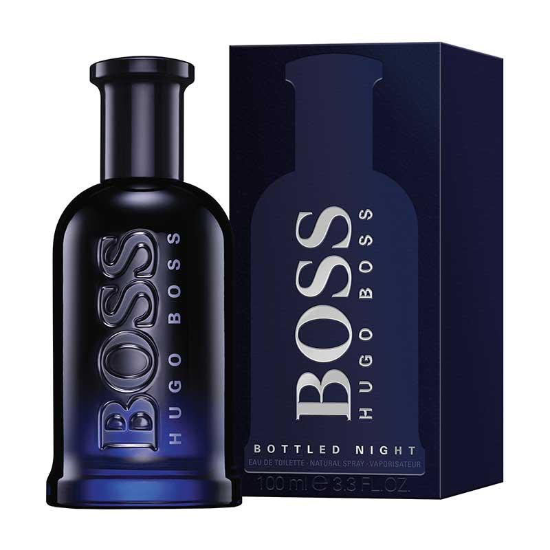 Hugo Boss Boss Bottled Night Eau De Toilette Spray - 100ml
