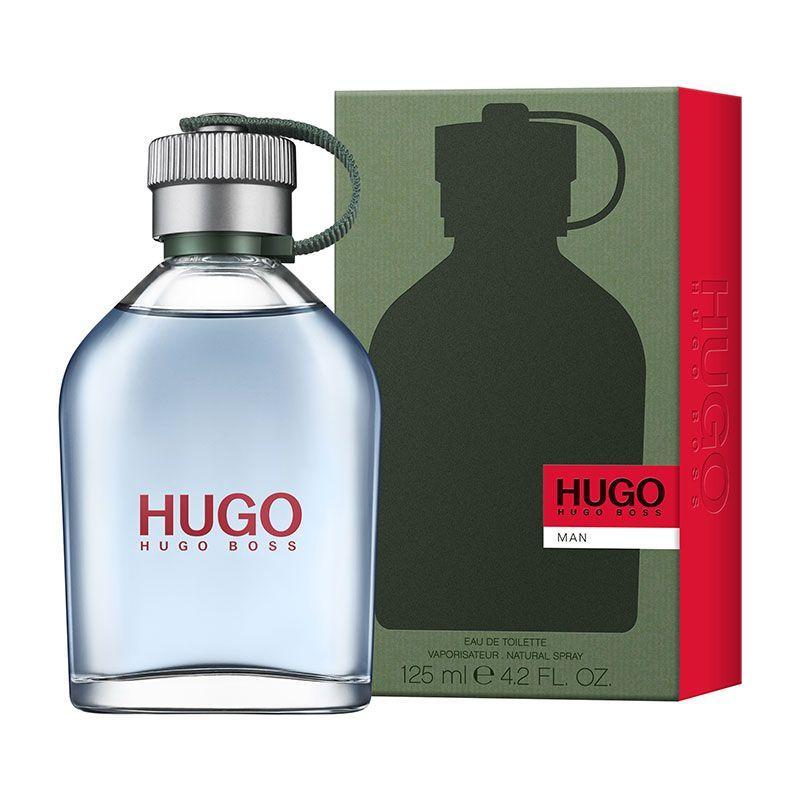 Hugo Boss Hugo Eau De Toilette for Men 125ml
